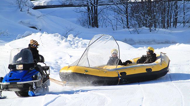 snowraft