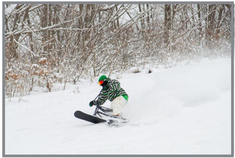goat_スノースクート栂池高原スキー
