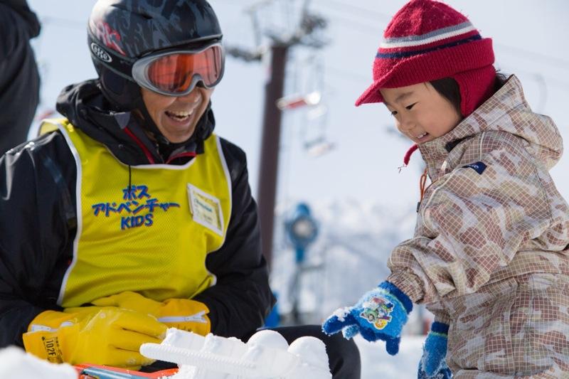 長野アウトドア雪遊びイメージ